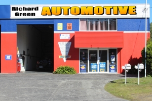 Richard Green Automotive storefront